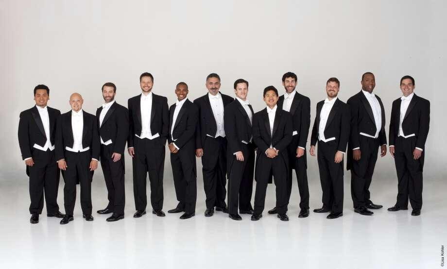 Chanticleer: An Orchestra of Voices Photo: Lisa Kohler, Lisa Kohler Photography