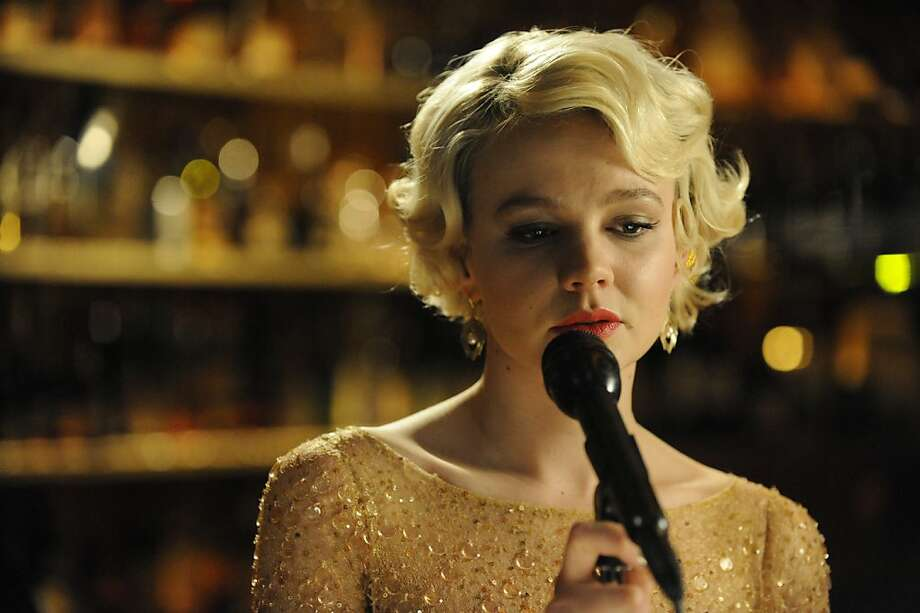 "Carey Mulligan in ""Shame"": She couldn't make it anywhere with those vocals. Photo: Abbot Genser, Fox Searchlight"