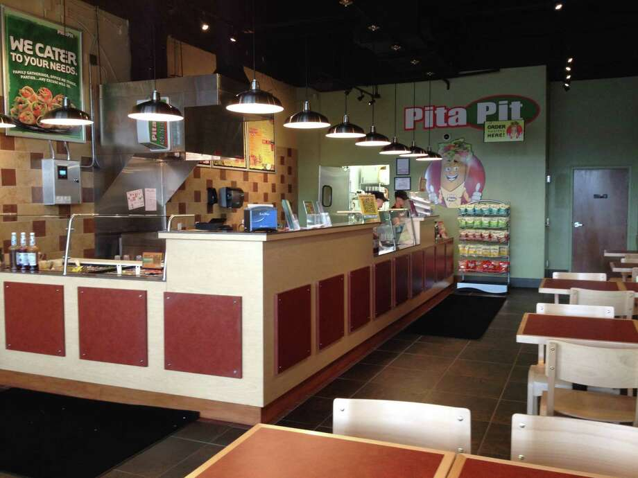 Pita Pit, an international chain, migrated to Beaumont on Dowlen Road earlier this month. Photo: Brooke Crum