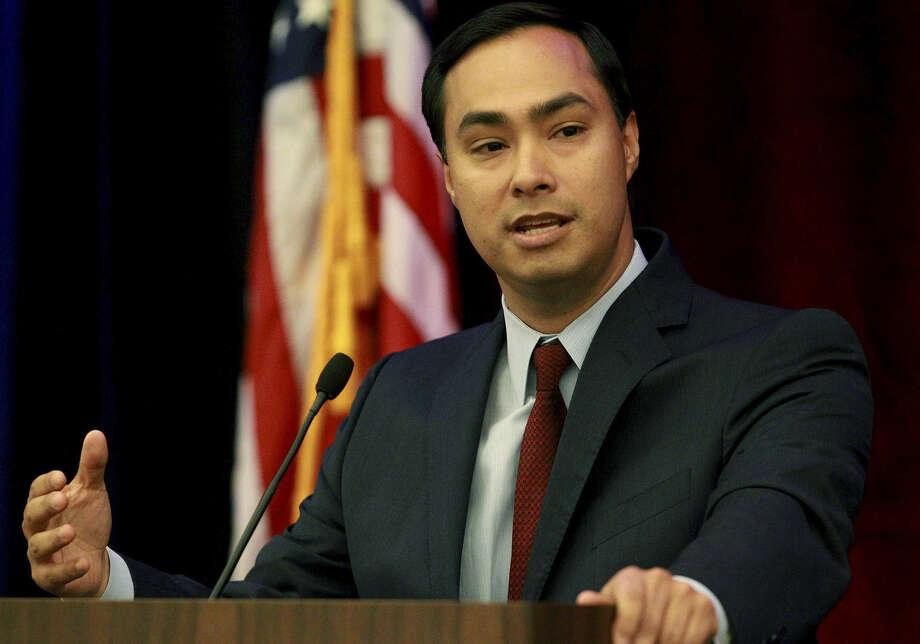 U.S. Rep. Joaquin Castro represents the 20th Congressional District of Texas. Photo: John Davenport, San Antonio Express-News