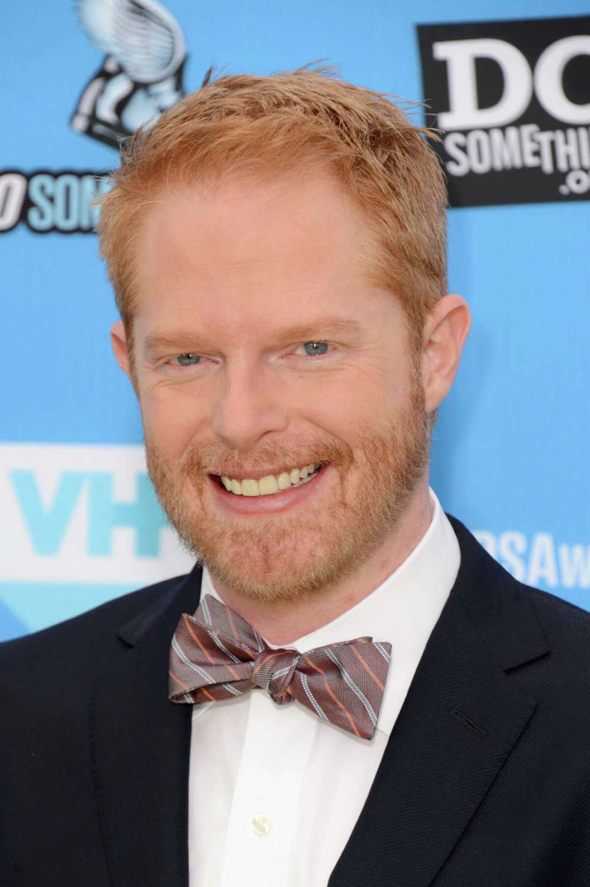Jesse Tyler Ferguson arrives at the Do Something Awards at the Avalon on Wednesday, July 31, 2013, in Los Angeles. (Photo by Jordan Strauss/Invision/AP)
