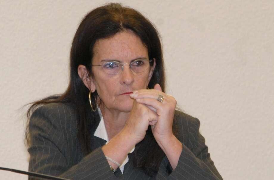 World No. 1 -- Maria das Gracas Foster, CEO of Petrobras Photo: Roosewelt Pinheiro, Associated Press