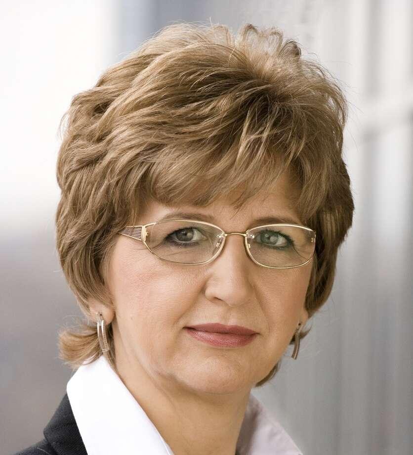 World No. 27 -- Mariana Gheorghe, CEO of OMV Petrom Photo: OMV Petrom