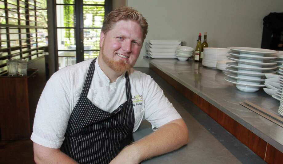 """Chef Randy Evans of Haven will prepare a prix fixe menu that focuses on honey in celebration of the release of the documentary """"More Than Honey."""" Photo: Gary Fountain, Freelance / Freelance"""