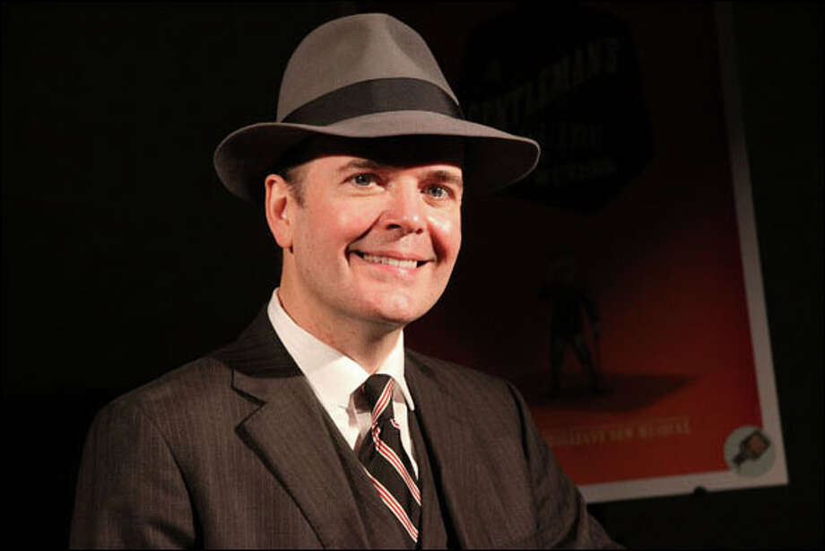 """A Gentleman's Guide to Love and Murder,"" starring Jefferson Mays is just the latest in a long line of Hartford Stage productions that have moved on to Broadway. The half-century history of the Connecticut regional theater is being celebrated with a number of events in Hartford between Nov. 2 and 4. Photo: Contributed Photo / Connecticut Post Contributed"