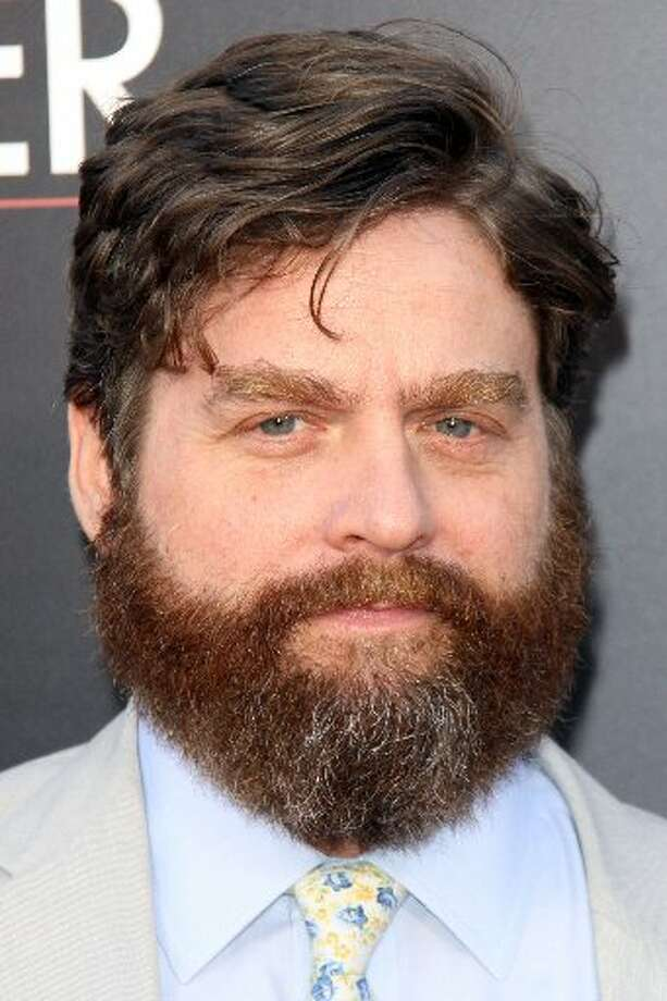 Here's another one for Kanye: Are you going to do another video with Zach Galifianakis? See: Can't Tell Me Nothing video