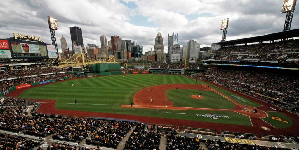 The Pirates Went 51 30 At PNC Park This Season Tied For Best