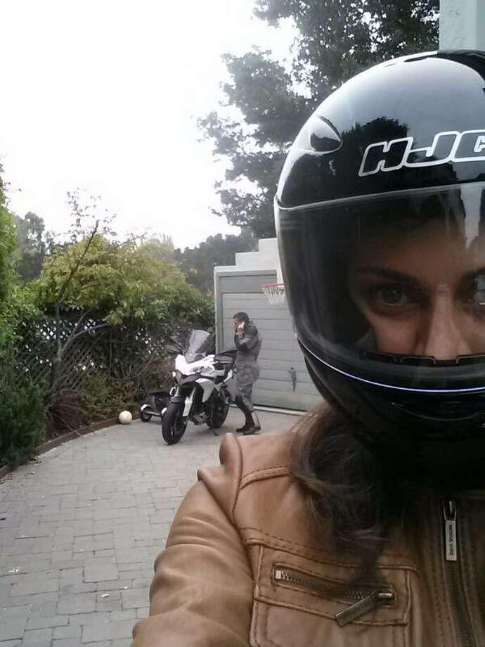 @setareh2011 #Mycommutesucks Photo: Setareh, Courtesy Photo