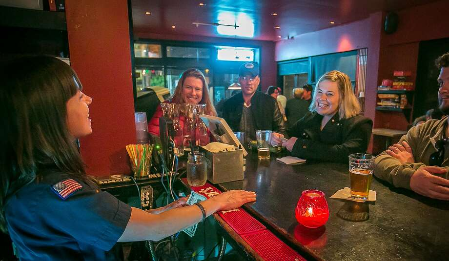 The Willows in San Francisco will pour Swedish beer served with Swedish food during Beer Week. Photo: John Storey, Special To The Chronicle