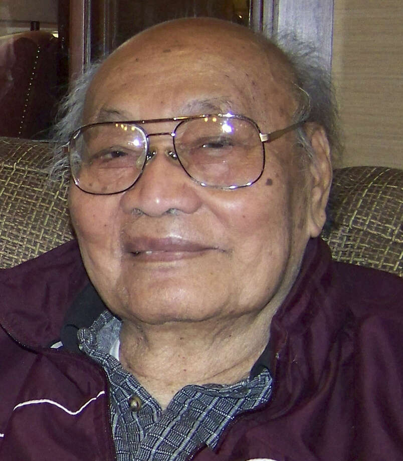 Dr. Jose Gaza Songco escaped the Bataan Death March during World War II.