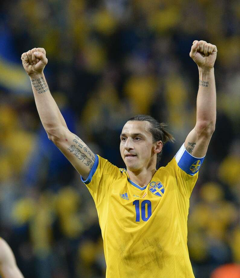 He hails from Sweden and is one of the most famous players of all time. By the time he was only six, he was already playing soccer with several different leagues. - worthly.com Photo: JONATHAN NACKSTRAND, AFP/Getty Images / AFP
