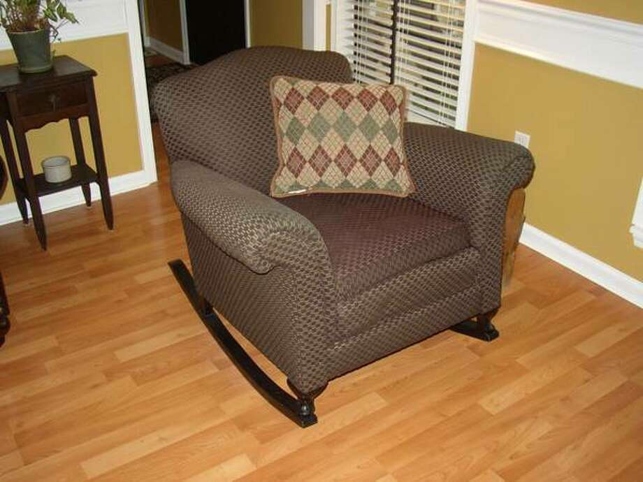 Posessed chair.
