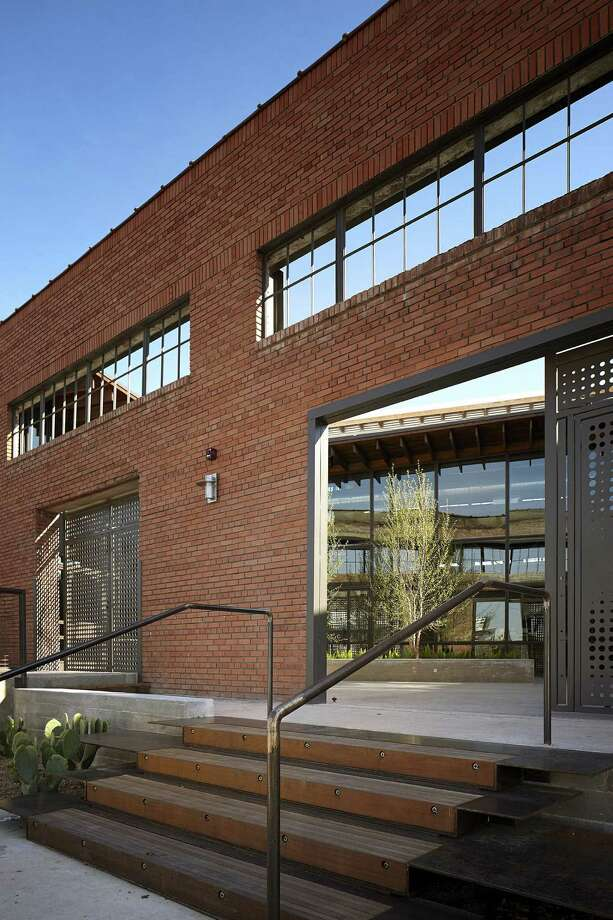 David Adelman and Overland Partners will be recognized for conversion of the 1918 Hughes Warehouse to modern office space. Photo: Courtesy Photo