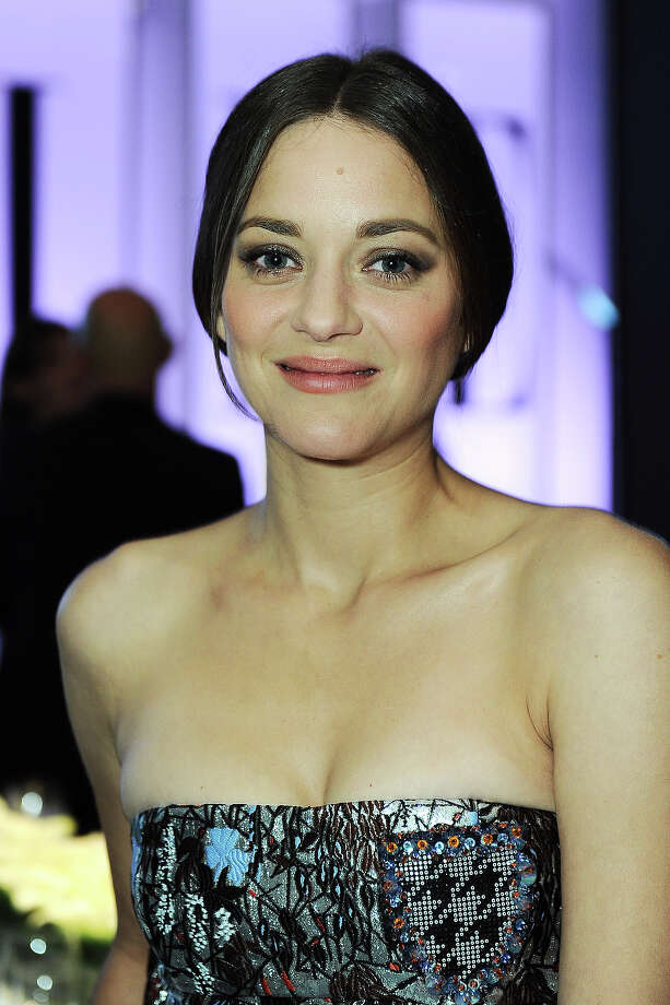 "Actress Marion Cotillard attends the ELLE 20th annual ""Women in Hollywood"" event at the Four Seasons Hotel on Monday, Oct. 21, 2013 in Los Angeles. Photo: Jordan Strauss, Jordan Strauss/Invision/AP / Invision"