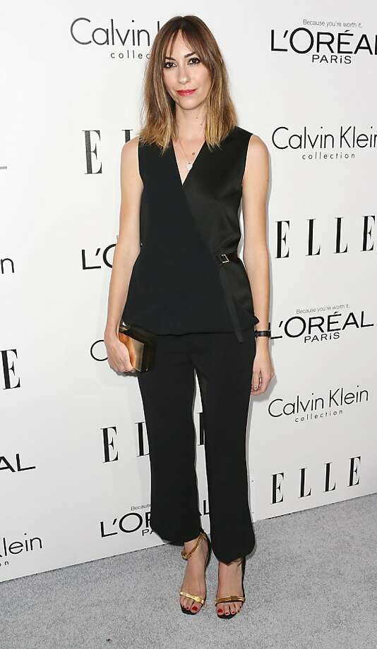 BEVERLY HILLS, CA - OCTOBER 21: Gia Coppola attends ELLE's 20th Annual Women in Hollywood Celebration at the Four Seasons Hotel Los Angeles at Beverly Hills on October 21, 2013 in Beverly Hills, California.  (Photo by Frederick M. Brown/Getty Images) Photo: Frederick M. Brown, Getty Images