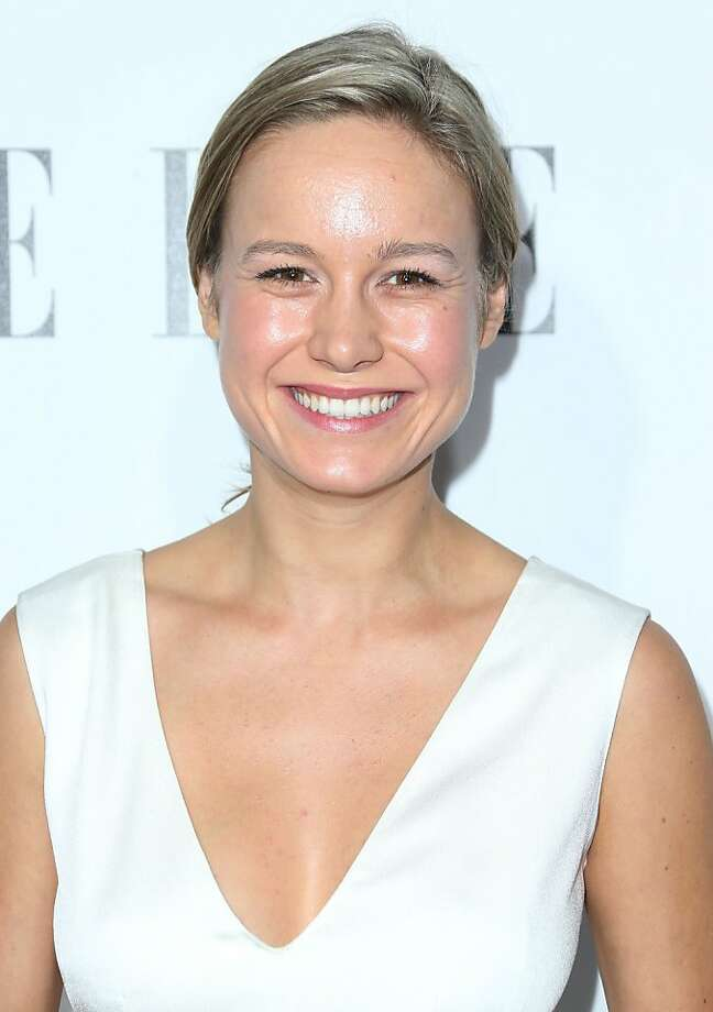 BEVERLY HILLS, CA - OCTOBER 21:  Actress Brie Larson attends ELLE's 20th Annual Women in Hollywood Celebration at the Four Seasons Hotel Los Angeles at Beverly Hills on October 21, 2013 in Beverly Hills, California.  (Photo by Frederick M. Brown/Getty Images) Photo: Frederick M. Brown, Getty Images