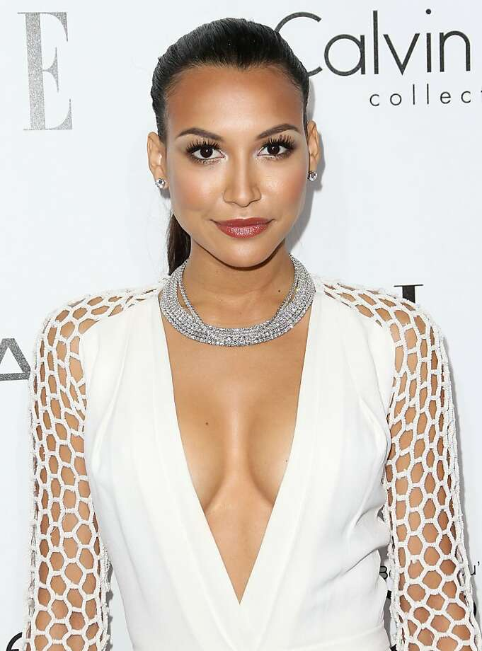 BEVERLY HILLS, CA - OCTOBER 21:  Actress Naya Rivera attends ELLE's 20th Annual Women in Hollywood Celebration at the Four Seasons Hotel Los Angeles at Beverly Hills on October 21, 2013 in Beverly Hills, California.  (Photo by Frederick M. Brown/Getty Images) Photo: Frederick M. Brown, Getty Images