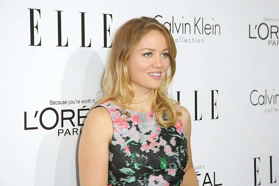 BEVERLY HILLS, CA - OCTOBER 21:  Actress Erika Christensen attends ELLE's 20th Annual Women in Hollywood Celebration at the Four Seasons Hotel Los Angeles at Beverly Hills on October 21, 2013 in Beverly Hills, California.  (Photo by Frederick M. Brown/Getty Images) Photo: Frederick M. Brown, Getty Images