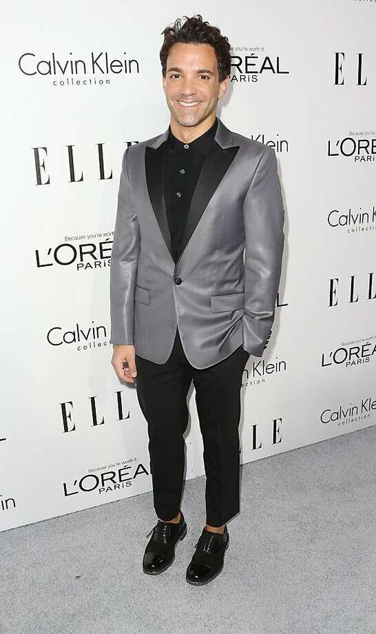 BEVERLY HILLS, CA - OCTOBER 21: George Kotsiopouls attends ELLE's 20th Annual Women in Hollywood Celebration at the Four Seasons Hotel Los Angeles at Beverly Hills on October 21, 2013 in Beverly Hills, California.  (Photo by Frederick M. Brown/Getty Images) Photo: Frederick M. Brown, Getty Images