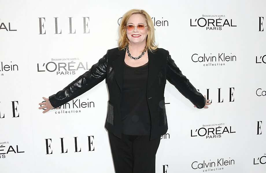 BEVERLY HILLS, CA - OCTOBER 21:  Actress Cybill Shepherd attends ELLE's 20th Annual Women in Hollywood Celebration at the Four Seasons Hotel Los Angeles at Beverly Hills on October 21, 2013 in Beverly Hills, California.  (Photo by Frederick M. Brown/Getty Images for  ELLE) Photo: Frederick M. Brown, Getty Images