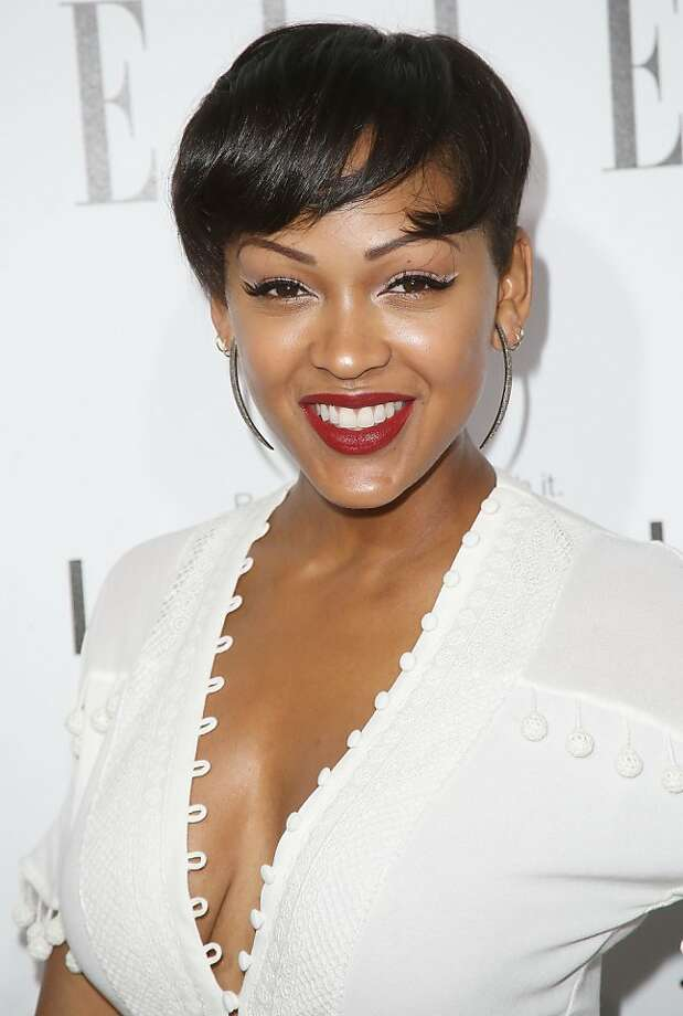 BEVERLY HILLS, CA - OCTOBER 21:  Actress Meagan Good attends ELLE's 20th Annual Women in Hollywood Celebration at the Four Seasons Hotel Los Angeles at Beverly Hills on October 21, 2013 in Beverly Hills, California.  (Photo by Frederick M. Brown/Getty Images for  ELLE) Photo: Frederick M. Brown, Getty Images