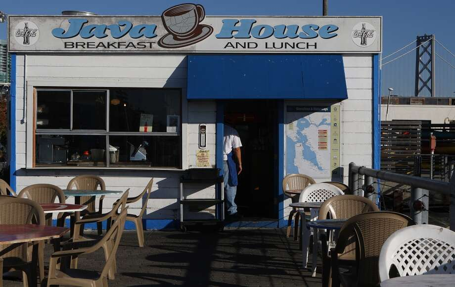 The Java House in San Francisco, California. Photo: Liz Hafalia, The Chronicle