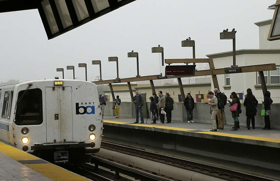 Since BART started running again after a strike in October, the transit agency has suffered contract snafus with its unions. Photo: Ben Margot, AP
