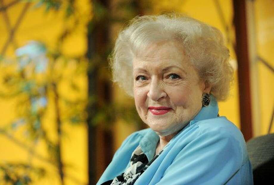 Betty White (she's a quarter Greek)