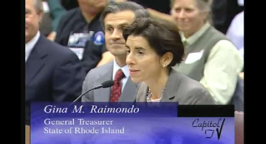 Rhode Island Treasurer Gina Raimondo is a Politico favorite with a twist: she hasn't yet announced a run for the governor's seat. There is suspicion she will run as she has been raising money. Politico believes if she wins her primary, she will likely do well as the state is typically Democratic.Source: Steve Ahlquist - YouTubeSource: Politico