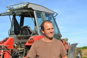 Hallertau hops farmer Leo Berger is one of the people we met in Bavaria who are helping to make good beer possible for folks like you and me.