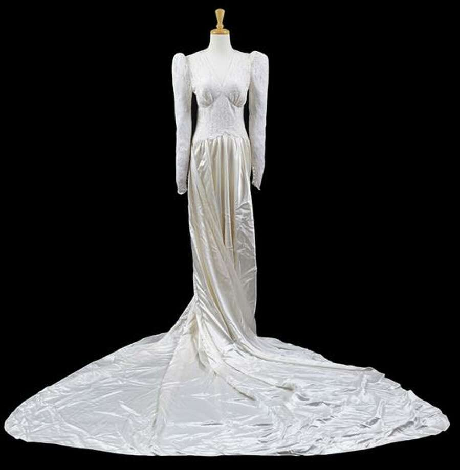 Saturday June 14th is the biggest day for weddings in 2014. According to theknot.com over 26,000 couples just from their site will be taking the plunge. Take a look at wedding dresses from the early 1900s to now. Maybe you'll find inspiration for when you walk down the aisle.