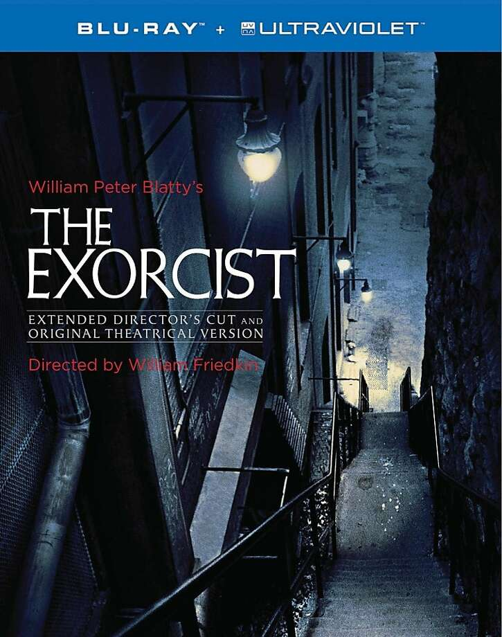 """Blu-ray cover: """"The Exorcist: 40th Anniversary"""" Photo: Warner Home Video"""