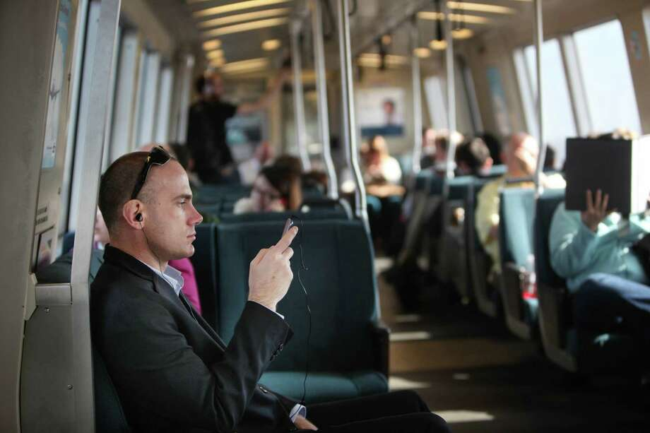 WiFi Rail had already installed $7 million worth of equipment on BART train cars, its CEO said. Photo: Lea Suzuki / The Chronicle / ONLINE_YES