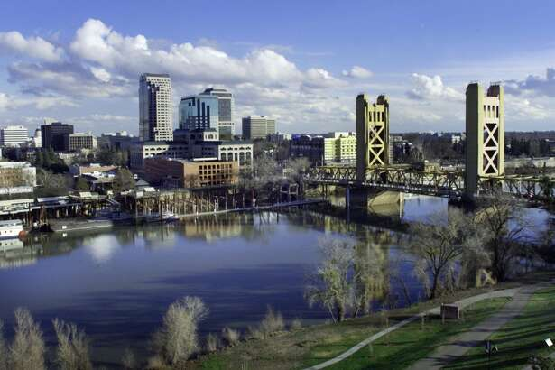 No. 9: Sacramento, Calif.     10 year: 3.8 percent growth    5 year: 12.9 percent growth    2 year: 7.7 percent growth    1 year: 2.8 percent growth    Source: Forbes