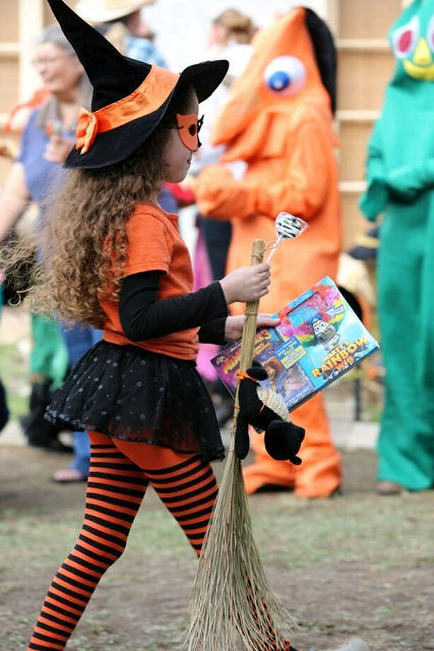 Boerne's Harvest Moon Celebration, featuring a kids' costume contest, will be noon-8 p.m. Saturday at 1407 S. Main St.