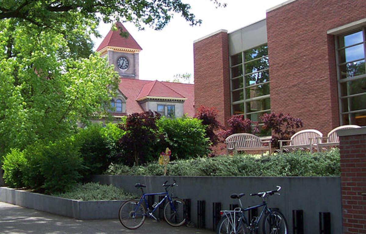 Whitman College Walla Walla, Washington Enrolled:1,510