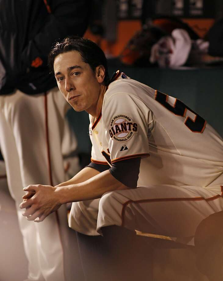 During his prime as a Giants pitcher, Tim Lincecum was once sued by his San Francisco landlord for trashing the house he was renting. Where was this place? Photo: George Nikitin, Associated Press