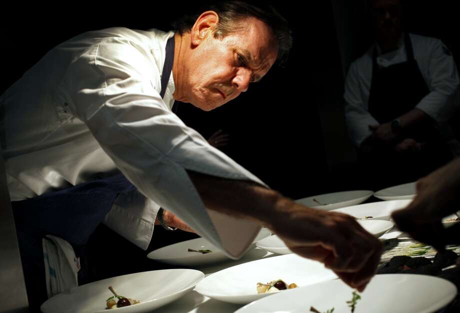 THREE STARS: The French Laundry, Napa Valley Photo: Sarah Rice, Special To The Chronicle