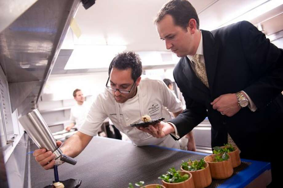 THREE STARS:  The Restaurant at Meadowood, Napa Valley Photo: Creel Films, Handout / ONLINE_YES