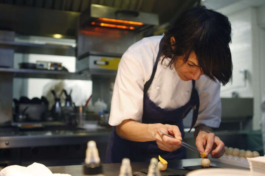 TWO STARS: Atelier Crenn, San Francisco Photo: Alex Washburn, The Chronicle