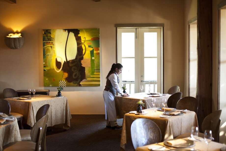 ONE STAR: Auberge du Soleil, Napa Valley Photo: Jason Henry, Special To The Chronicle