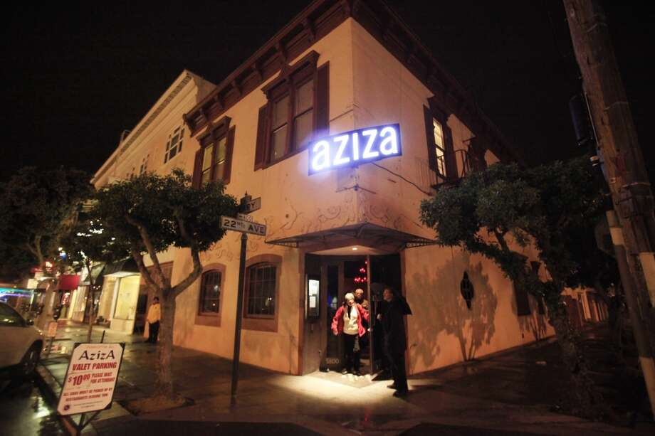 ONE STAR: Aziza, San Francisco Photo: Lea Suzuki, The Chronicle