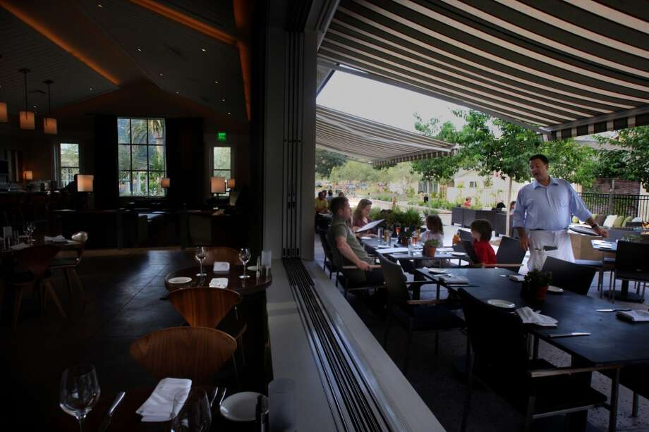 ONE STAR: Solbar, Calistoga Photo: Liz Hafalia, The Chronicle
