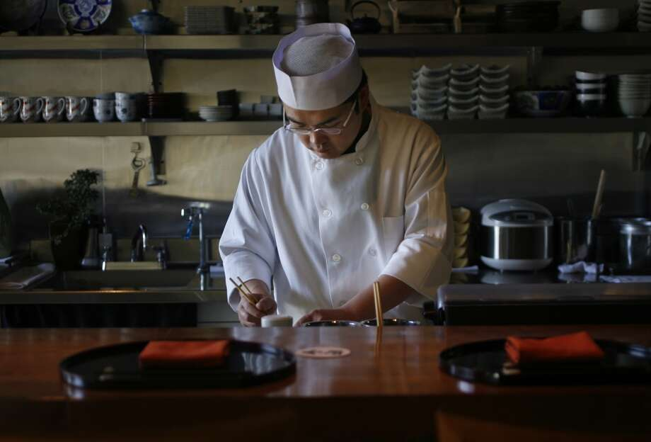 ONE STAR: Wakuriya, San Mateo Photo: Hardy Wilson, The Chronicle