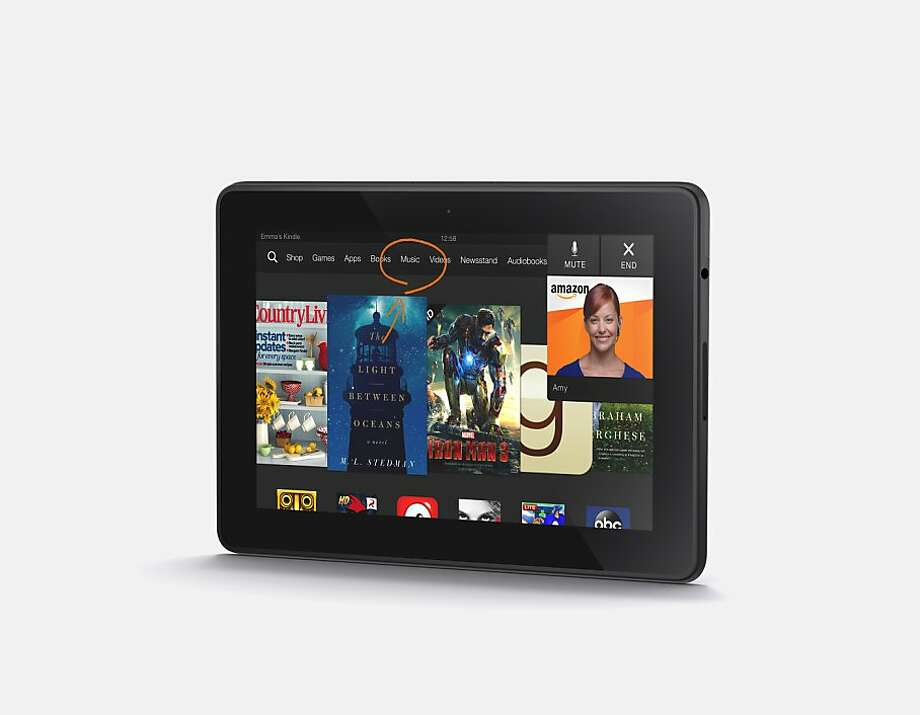 There is a way to replace built-in Silk browsers with Chrome or Firefox on Kindle Fire tablets. Photo: Associated Press