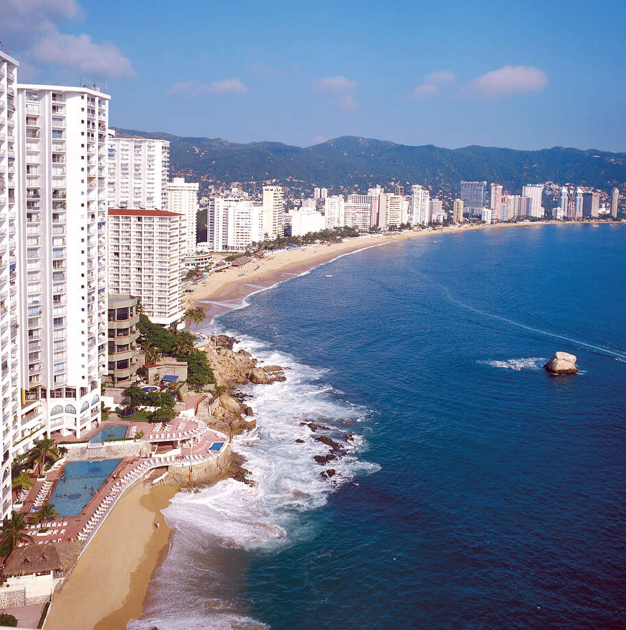 Although a recent storm, considered the worst ever to hit Mexico, caused destructive flooding in Acapulco, the city is looking to the future with the opening of the House of Winds cultural center. The property was Diego Rivera's final home, owned by his longtime friend and reputed lover Dolores Olmedo. Photo: Credit Acapulco DMO