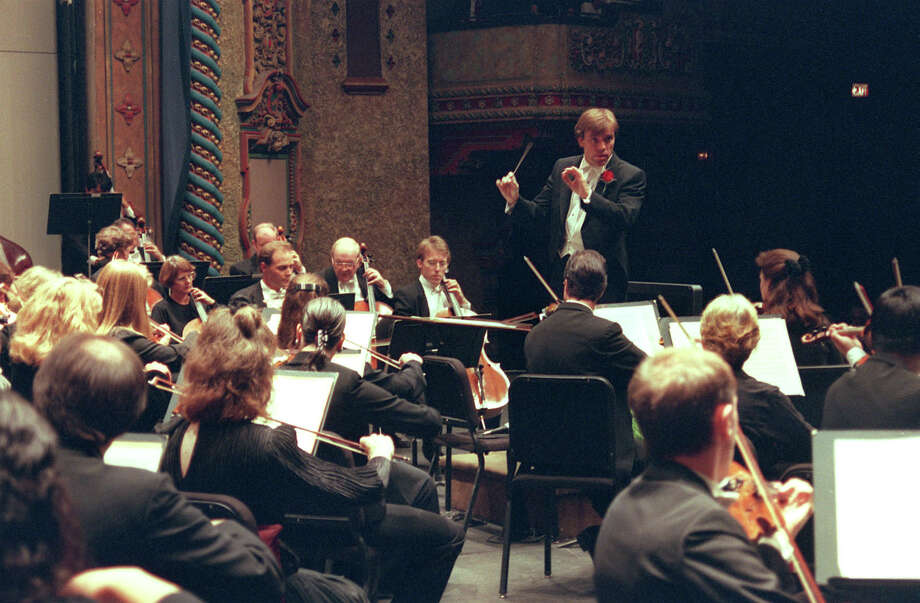 San Antonio Symphony, 1998. Photo: TOM REEL, San Antonio Express-News / SAN ANTONIO EXPRESS-NEWS