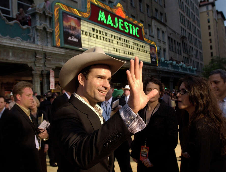 Jason Patric at the premiere of 'The Alamo' movie, 2004. Photo: ERIC GAY, San Antonio Express-News / AP