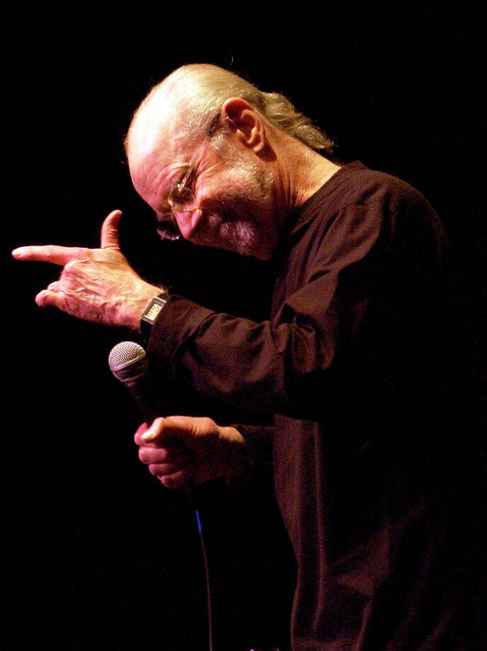 George Carlin, 2005. Photo: HELEN L. MONTOYA, San Antonio Express-News / San Antonio Express-News