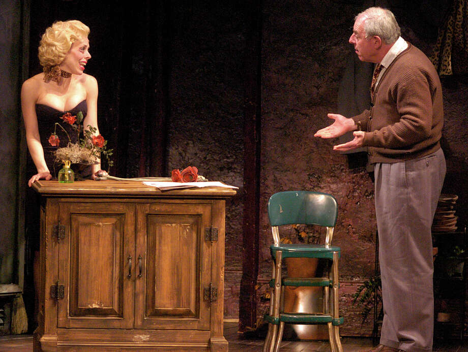 'Little Shop of Horrors,' 2005. Photo: JOHN DAVENPORT, San Antonio Express-News / SAN ANTONIO EXPRESS-NEWS